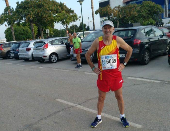 Fuertes campeón de España, 3º de Europa y 5º del mundo de media maratón