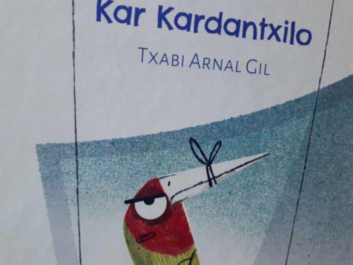Txabi Arnal publica 'Kar kardantxilo'