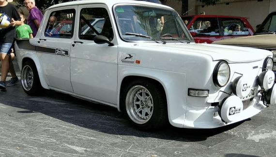 2ª Concentración coches clásicos
