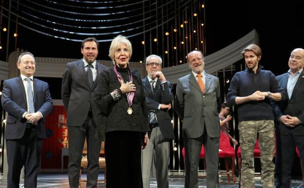 Concha Velasco y Jesús Cimarro serán los encargados de abrir las Jornadas de Teatro de Eibar