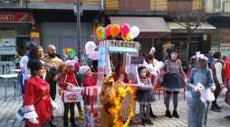 Fotos: El carnaval 2019 en las calles de Ermua