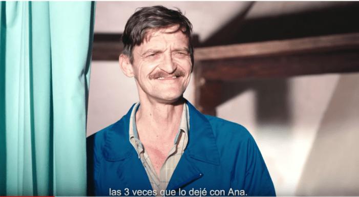 Alain Kortazar imagen del último anuncio de la ONCE