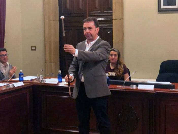 Abascal, reelegido alcalde de Ermua