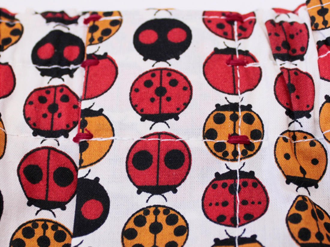 Lady Bug Boxershorts Detail