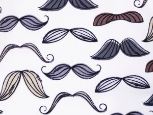 Mustache Boxershorts