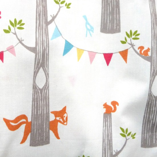 Forest Party Boxershorts Stoff