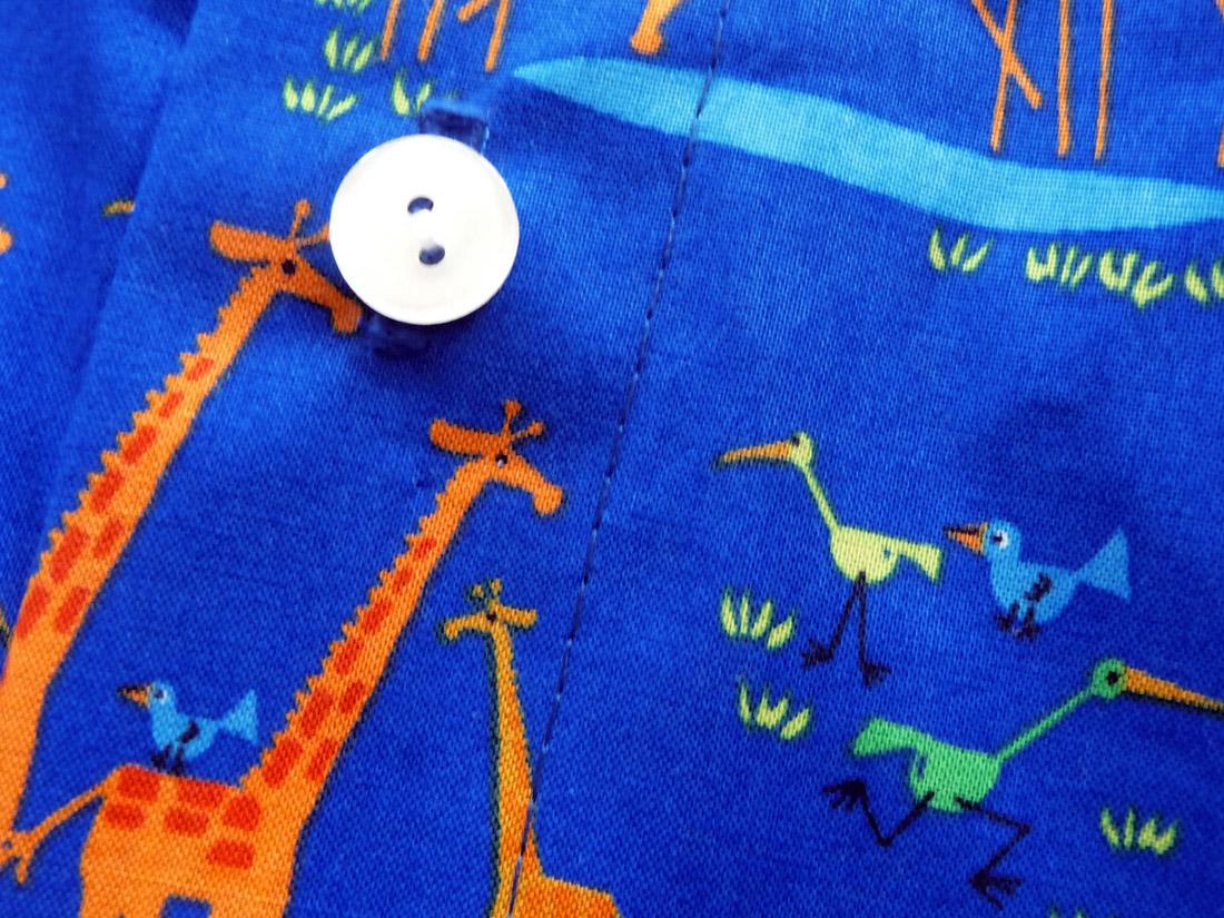 erna und gustav Boxershorts Cloud9 Giraffe Detail