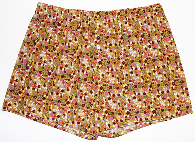 erna&gustav Boxershorts Bitty Bloom