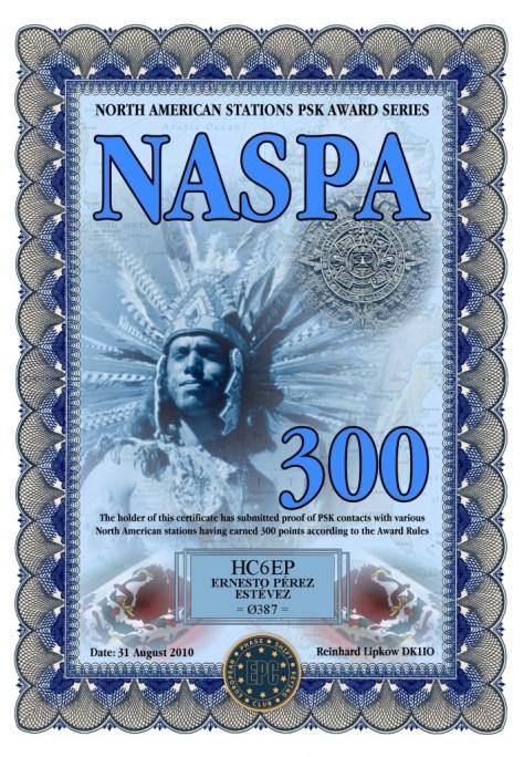 NASPA-300