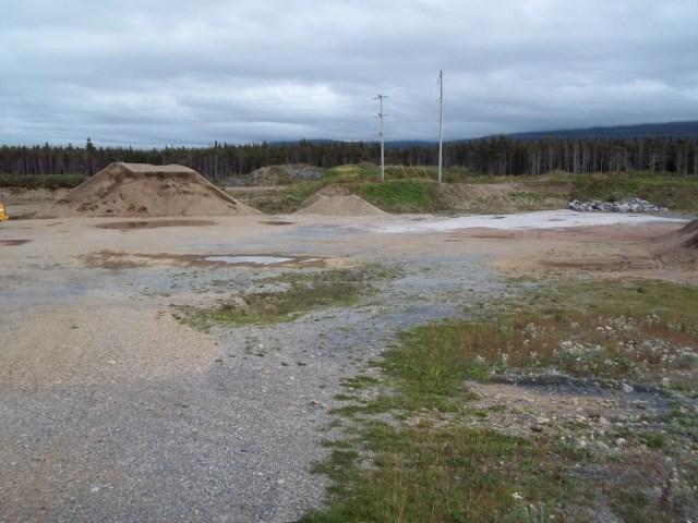 2013 09 19 Jessica Ernst touring Gros Morne National Park Newfoundland potential frac location Shoal Point Energy