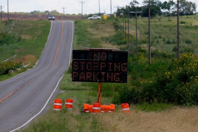 2015 Greenpeace, photo Aaron Sprecher, Encana fracking blowout Karnes Co Texas.2325