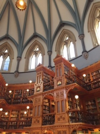 Canada's Parliamentary Library