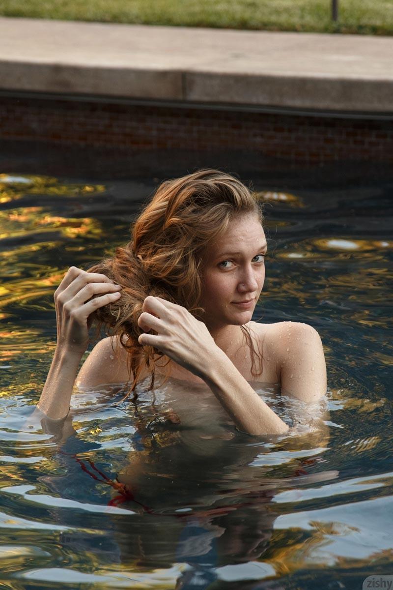 Reese Berkman Skinny Dipping