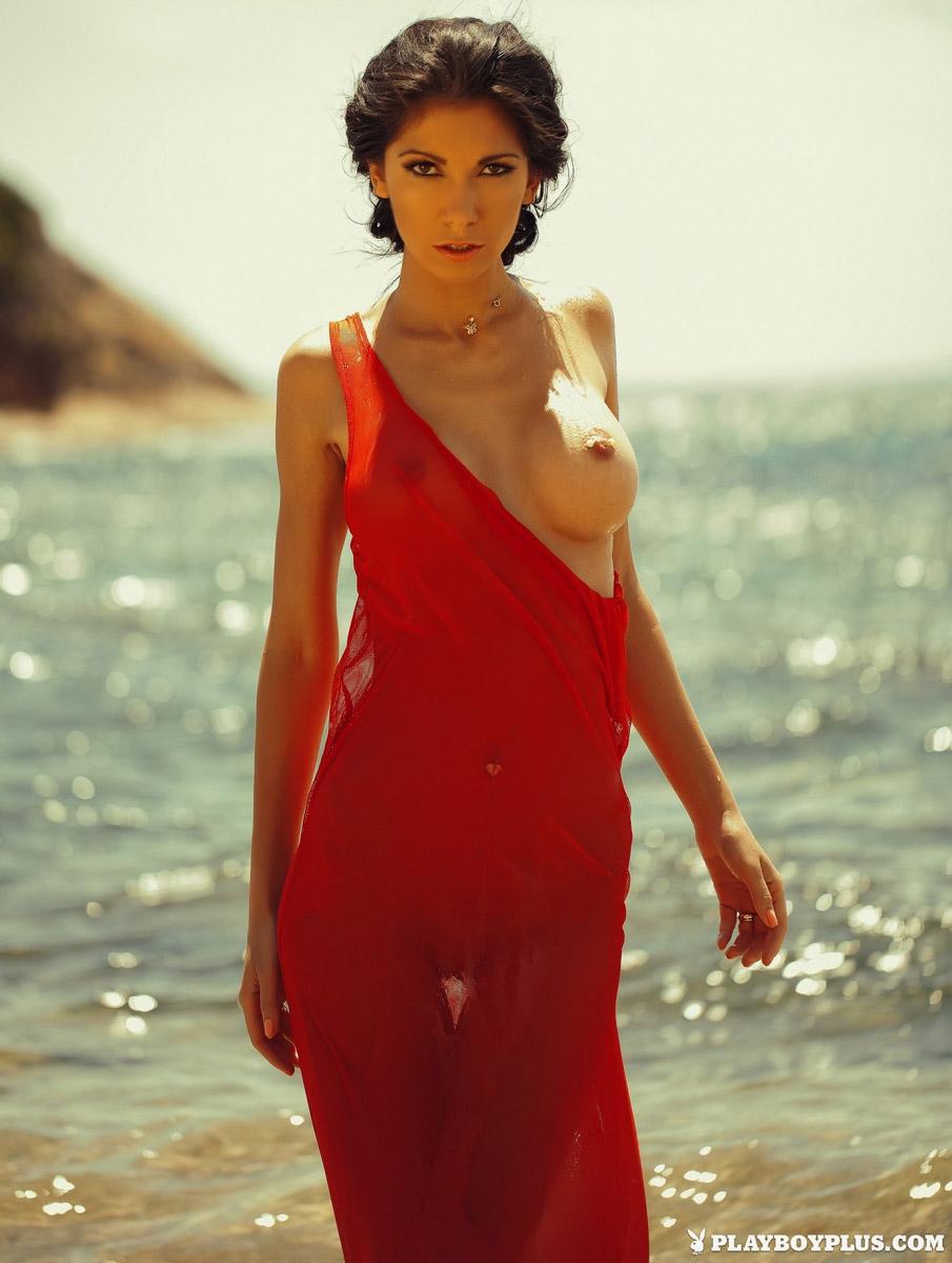 Kristina Kazakova for Playboy Bulgaria