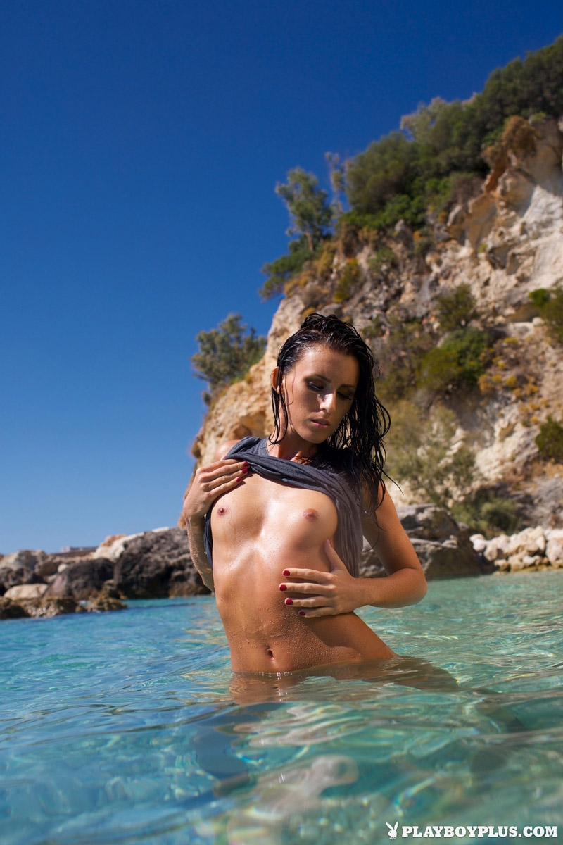 Barbara Kumiakova Nude for Playboy Germany