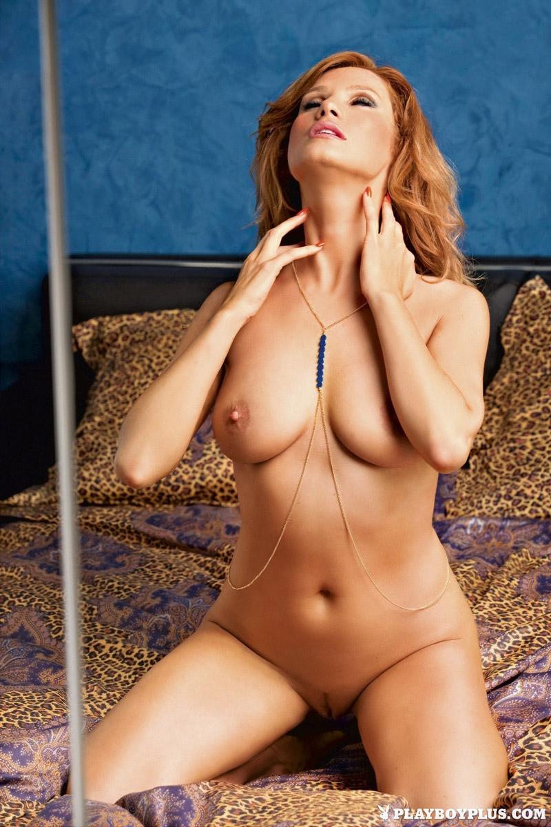 Kataya Naked for Playboy Slovenia