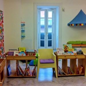 Nati per Leggere: una biblioteca per i più piccoli a Napoli