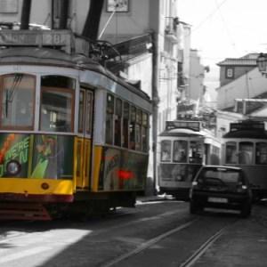 Sostiene Giancarlo: una guida emotiva di Lisbona
