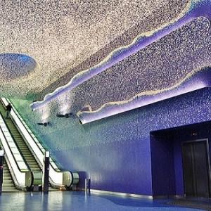 Extra Metro Art tour, Dicembre 2014