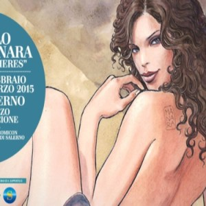 Milo Manara al Salerno Comicon