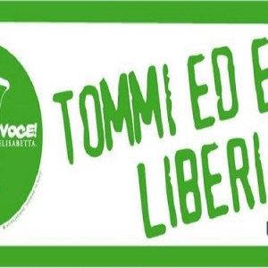 Tomaso ed Elisabetta, welcome back!