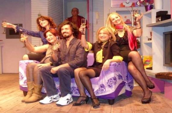Assaggiami...amore di Costantino Punzo, Teatro Arcas