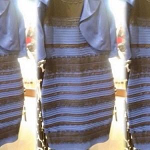 Vestito blu e nero o bianco e oro? Ecco la spiegazione!