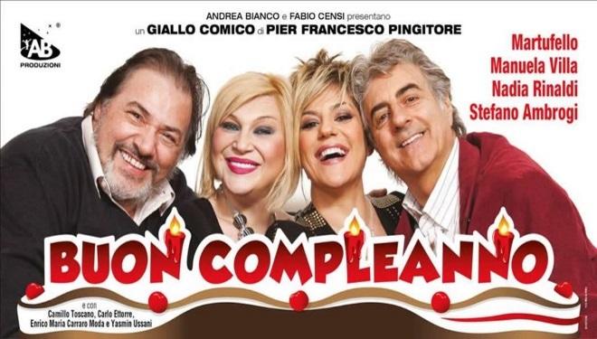 Pier Francesco Pingitore, Buon compleanno!