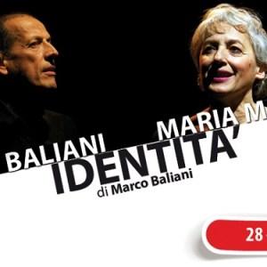 identità di Marco Baliani