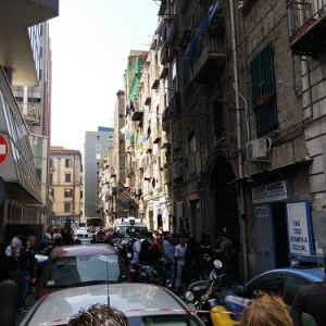 Omicidio a Napoli: sangue al Centro Storico