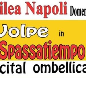 Cantastorie al Teatro Cilea: Lino Volpe