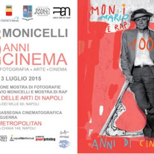 Mario Monicelli e Rap-100 anni di cinema