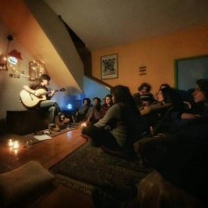 Livia Ferri a Casa Nostra