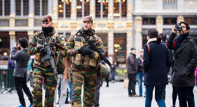 Bruxelles in allarme per terrorismo