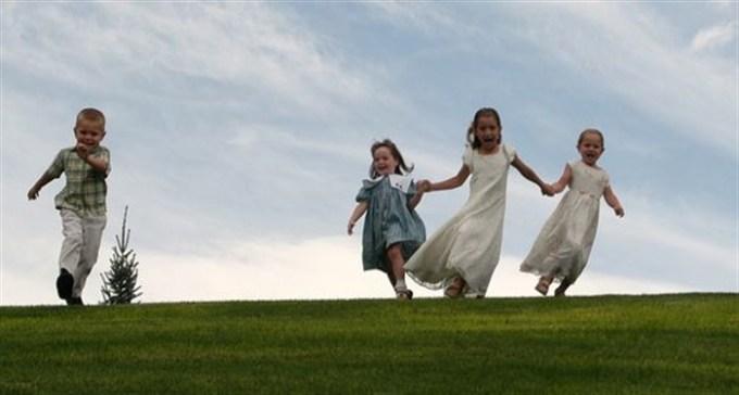 Imparare dalla natura: ecco un asilo innovativo - Nursery Fields Forever