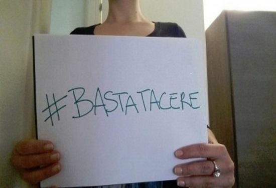 #bastatacere