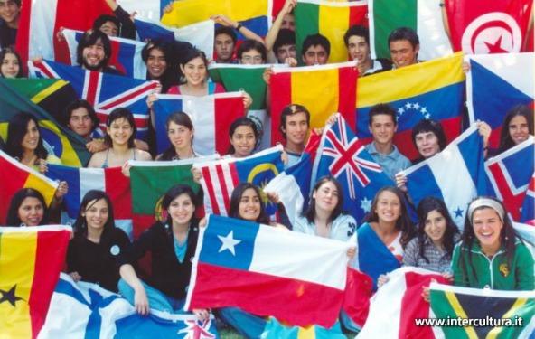 scambio interculturale