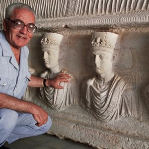 khaled asaad: il partigiano immortale