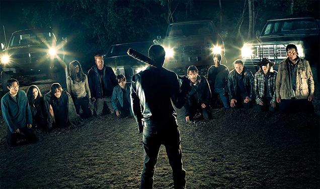 L'eterna lotta tra bene e male in The Walking Dead