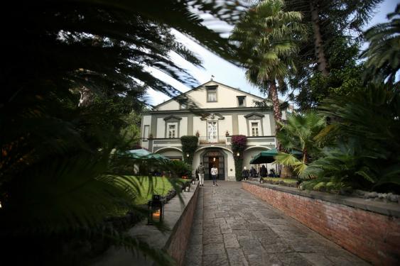 Villa di Donato e la stagione dei suoi Live