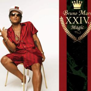 Bruno Mars: un ritorno da 24 carati
