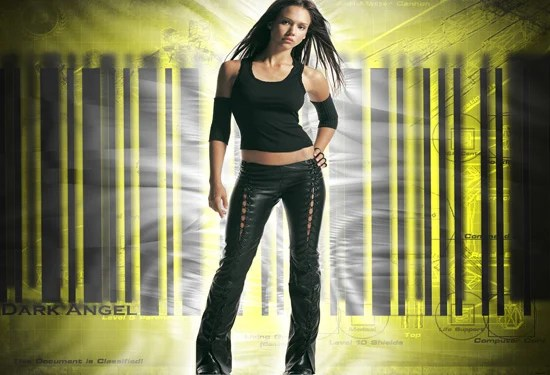 Dark Angel, la serie tv di James Cameron