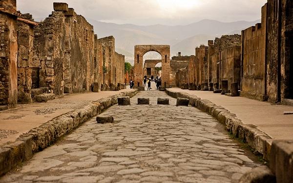 Pompei e Grecia: un conubium perfetto