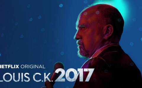 Louis CK 2017: la recensione del nuovo spettacolo su Netflix