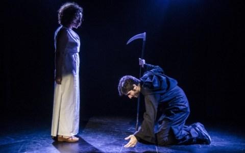 La Morte Rinata, intervista a Diego Maht