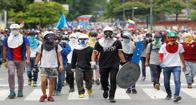 In Venezuela continuano le contestazioni contro Maduro