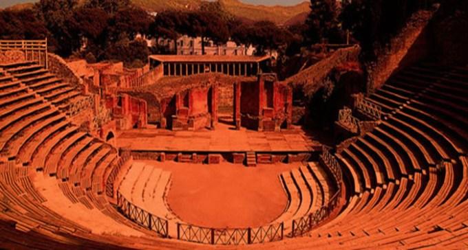 Prometeo: il titano ribelle al Teatro Grande di Pompei