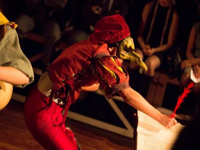 """""""I viaggi di Capitan Matamoros - Storie di Migranza"""": la quarta edizione del Festival della Commedia dell'Arte"""