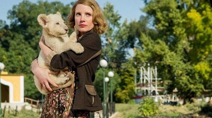 La signora dello zoo di Varsavia, un film con Jessica Chastain