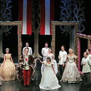 La Principessa Sissi al Palapartenope: il musical